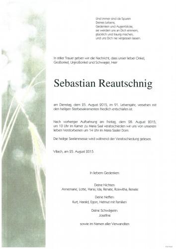 Seabastian Reautschnig