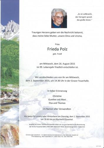 Polz Friederike