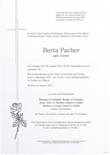 Berta Pacher