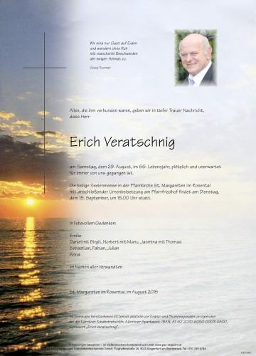 Erich Veratschnig