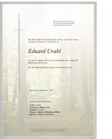 Eduard Urabl