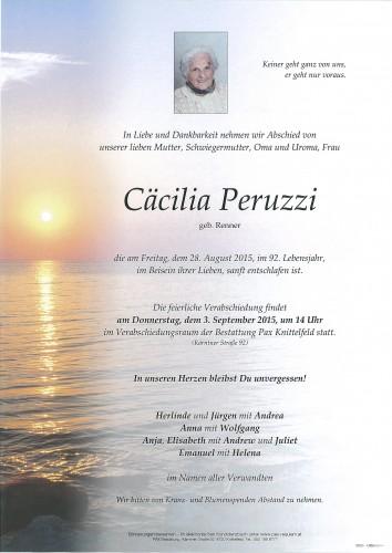 Cäcilia Peruzzi