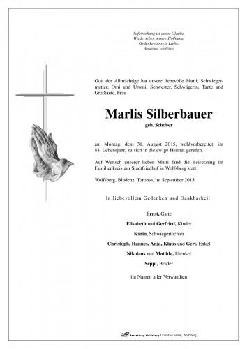 Silberbauer Marlis