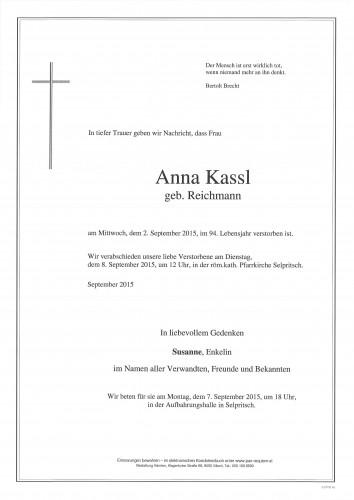 Anna Kassl