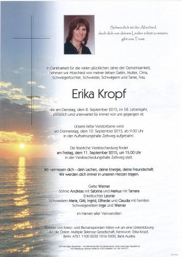 Erika Kropf