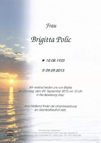 Brigitta Polic