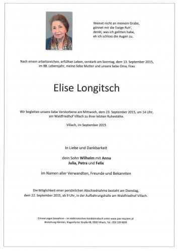 Elise Longitsch