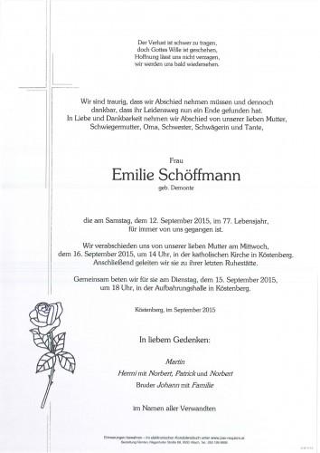 Emilie Schöffmann