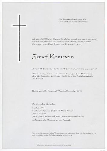 Josef Kompein