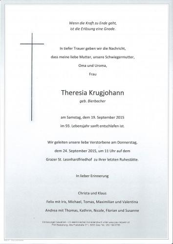 Krugjohann Theresia