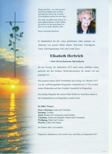 Elisabeth Herbrich