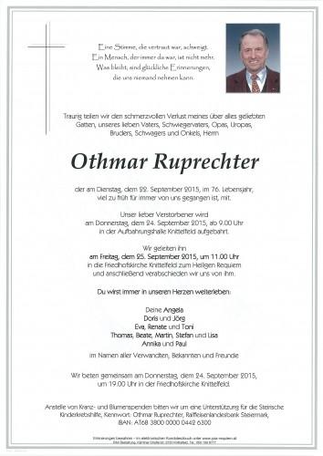 Othmar Ruprechter