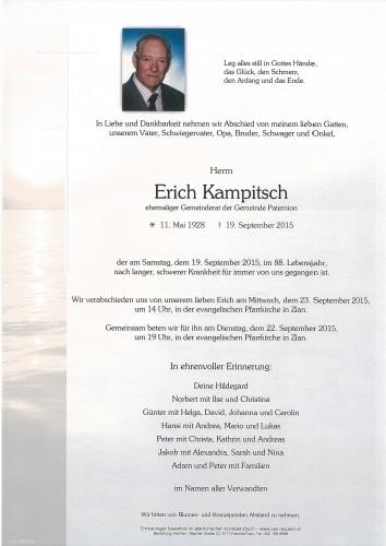 Erich Kampitsch
