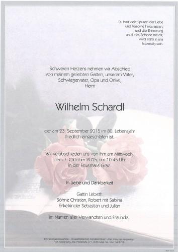 Wilhelm Schardl