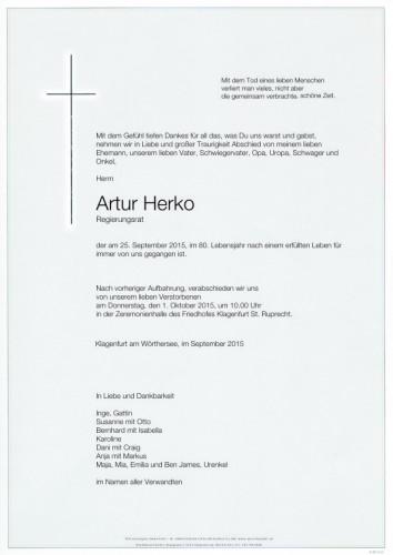 Artur Herko