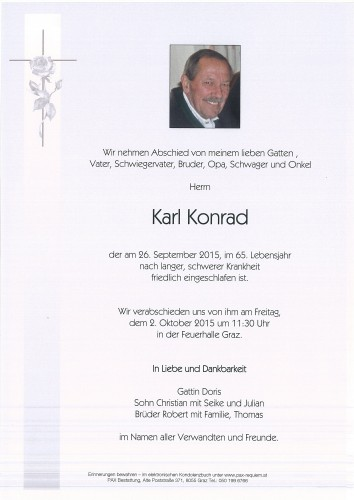 Karl Konrad