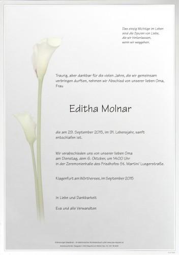 Editha Molnar