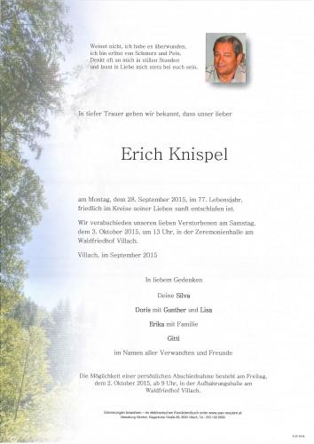 Erich Knispel