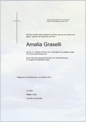 Amalia Graselli