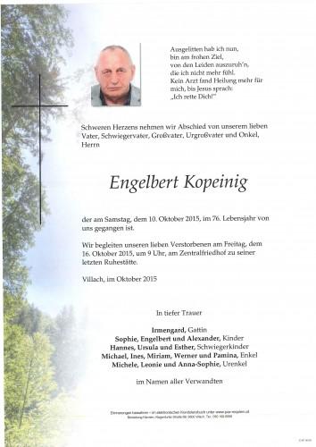 Engelbert Kopeinig