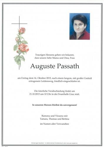 Auguste Passath