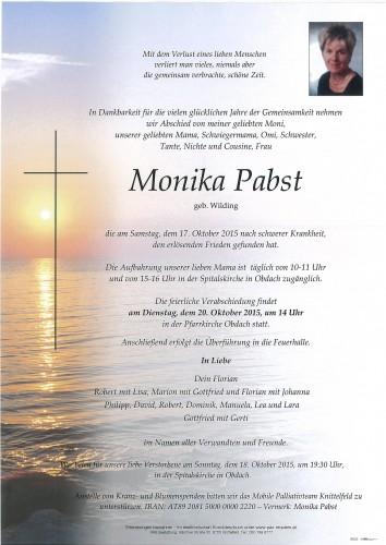 Monika Pabst
