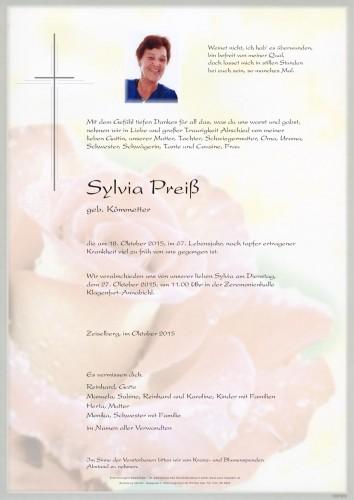 Sylvia Preiß