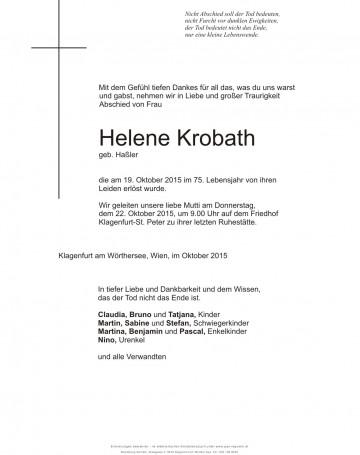 Helene Krobath