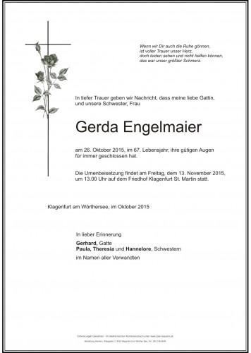 Gerda Engelmaier