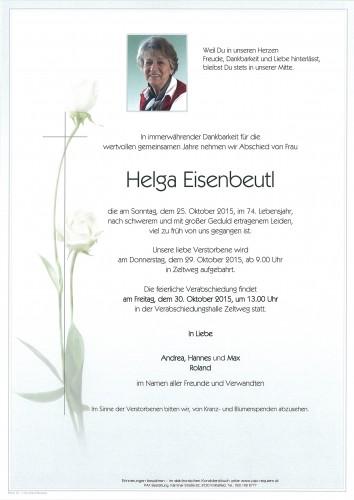 Helga Eisenbeutl