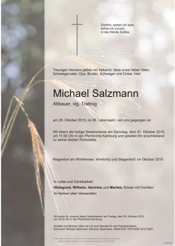Michael Salzmann