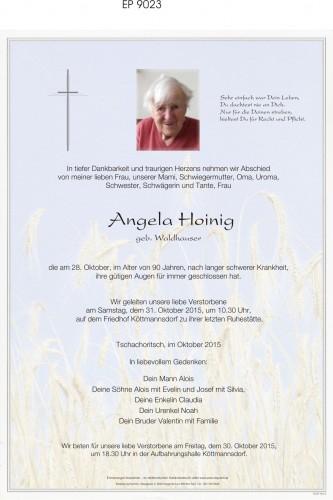 Angela Hoinig