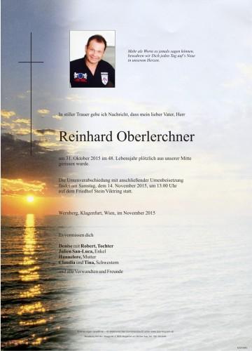 Reinhard Oberlerchner