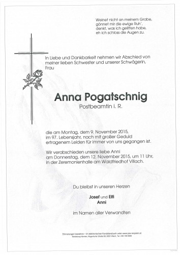 Anna Pogatschnig