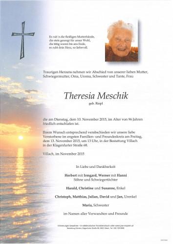 Theresia Meschik