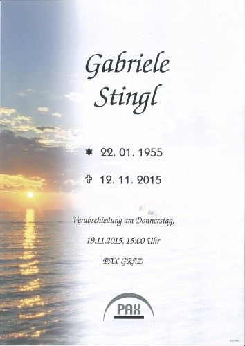 Gabriele Stingl