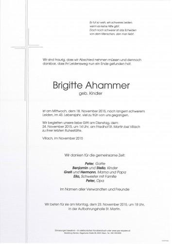 Brigitte Ahammer