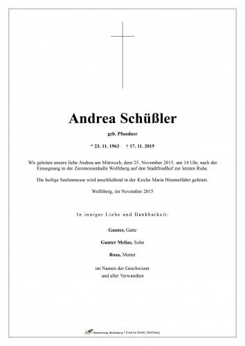 Andrea Schüßler