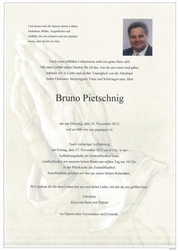 Bruno Pietschnig