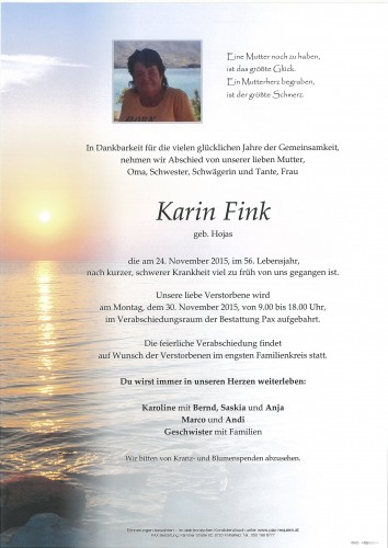 Karin Fink