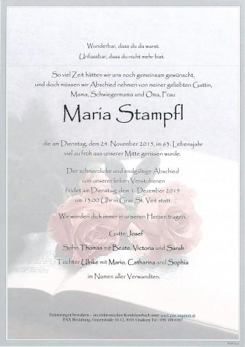 Maria Stampfl