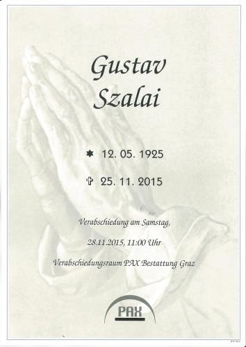 Gustav Szalai
