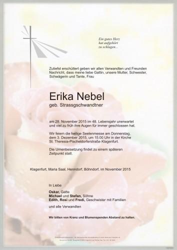 Erika Nebel