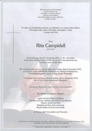 Rita Campidell