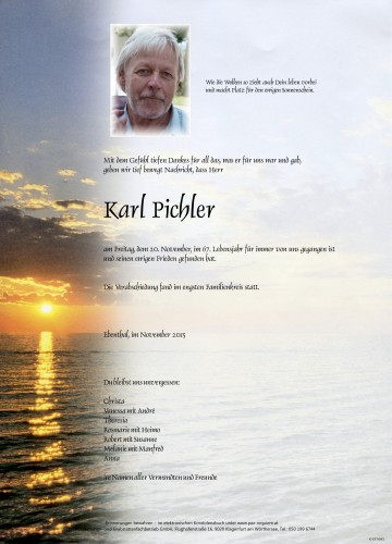 Karl Pichler