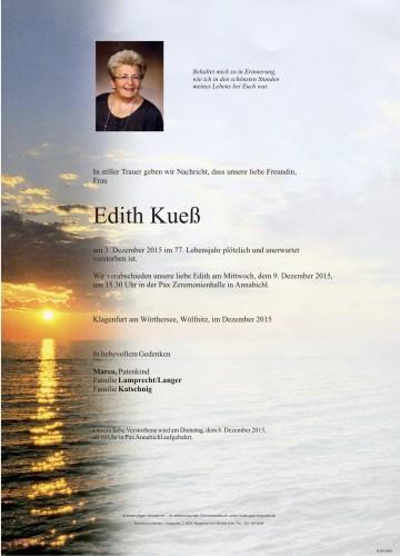 Edith Kueß