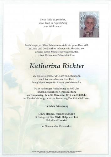 Katharina Richter