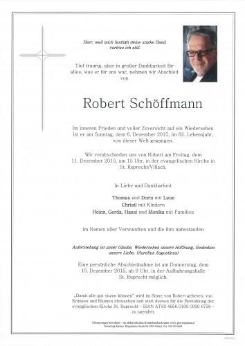 Robert Schöffmann
