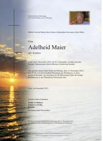 Adelheid Maier