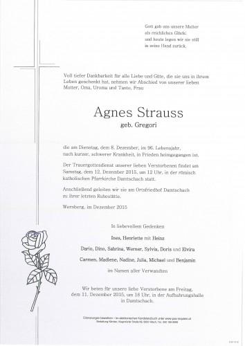 Agnes Strauss